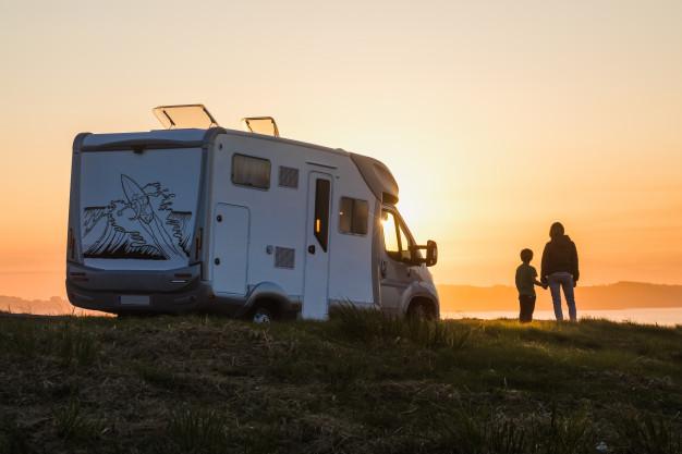 camper rondreis noorwegen