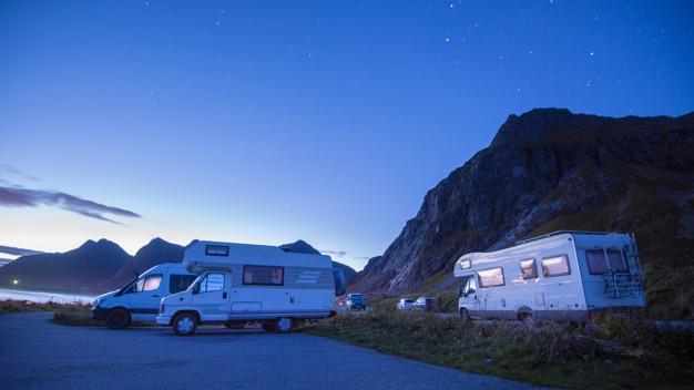 campertrip noorwegen